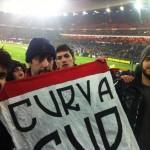 La Curva Sud si sposta a Porte de Hal con il nuovo Roma Club Bruxelles