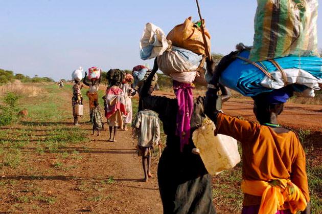 Africa migranti