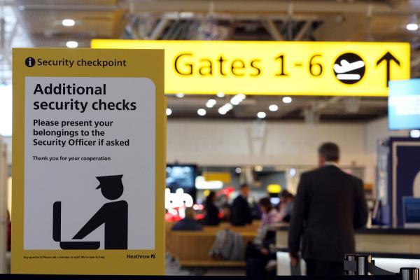 Terrorismo controlli frontiere Ue