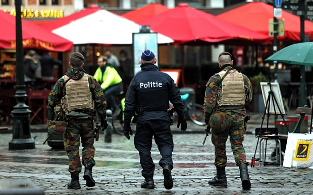 Bruxelles esercito terrorismo