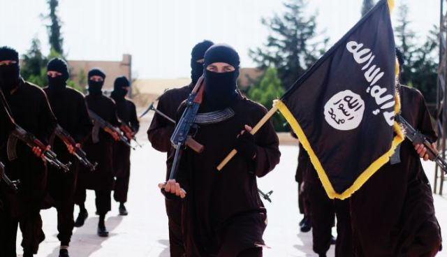 Isis terroristi