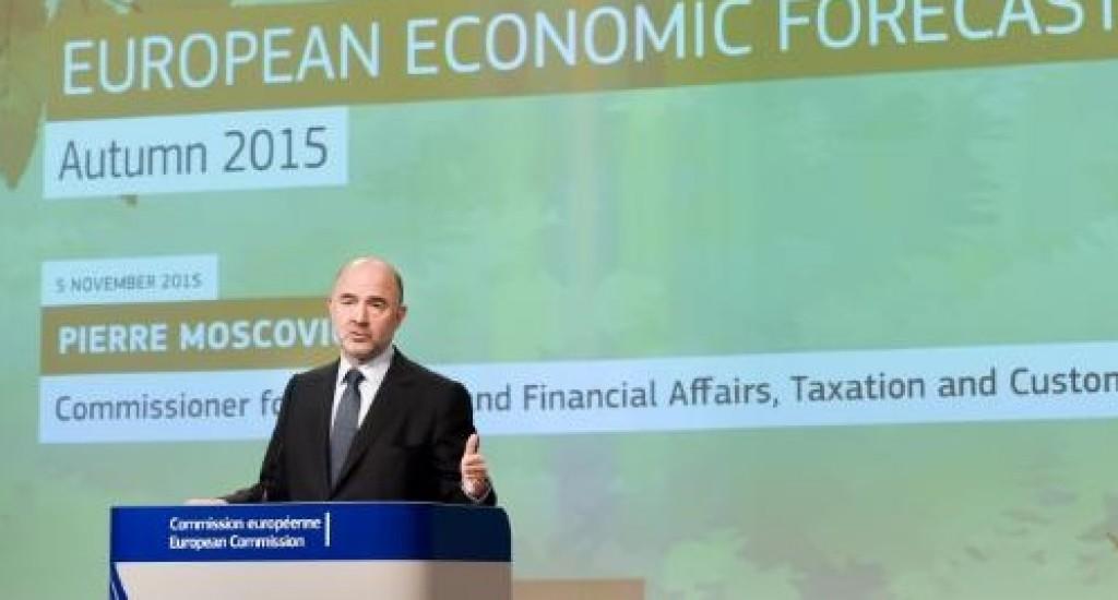 Moscovici crescita Italia