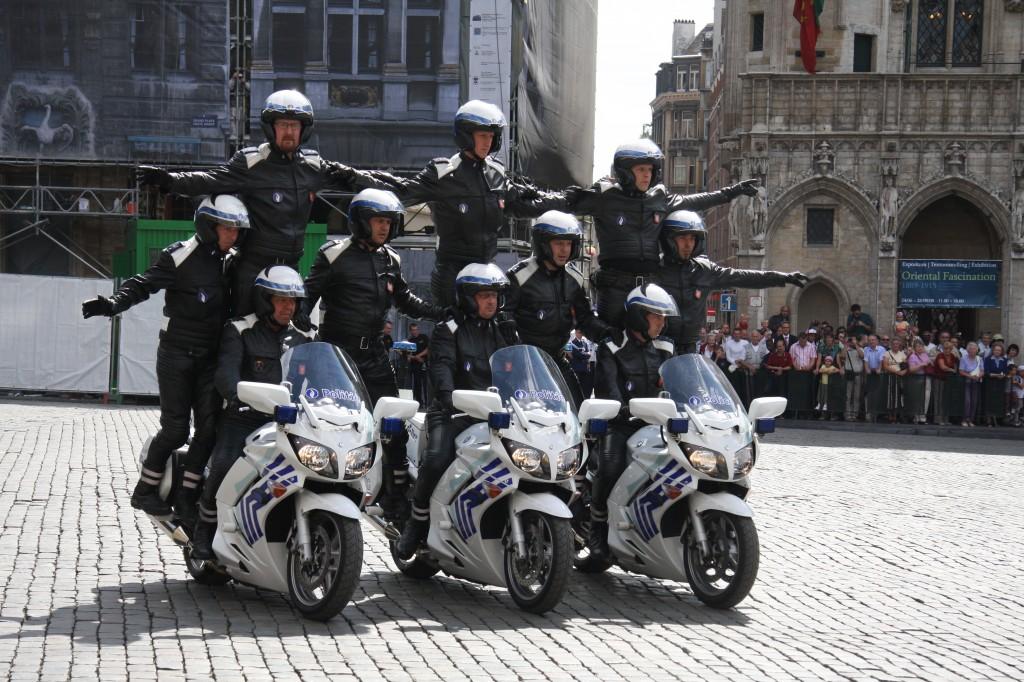 polizia bruxelles paura