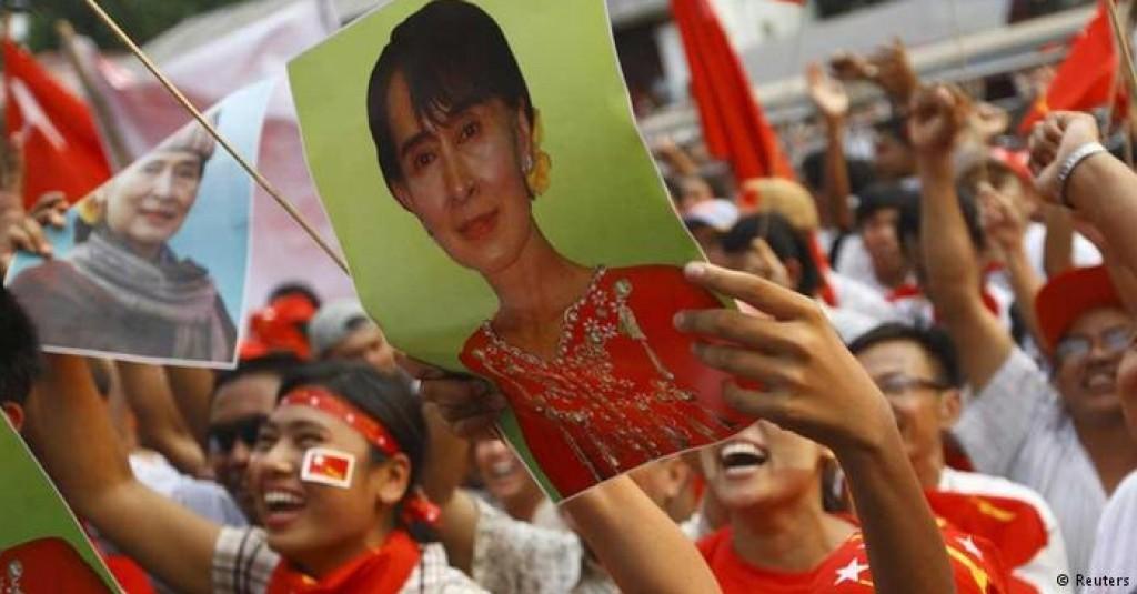 Suu Kyi Myanmar