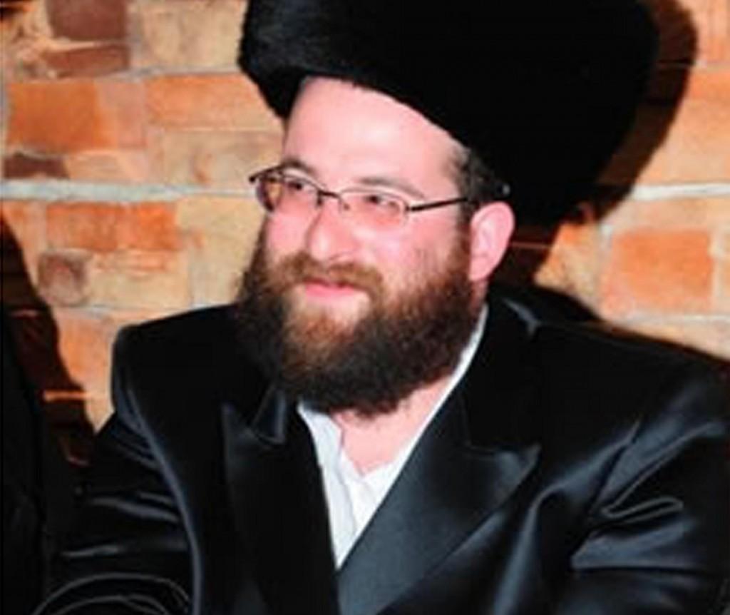 Nathan-Graff, l'ebreo accoltellato a Milano in una foto tratta da Chabad.org