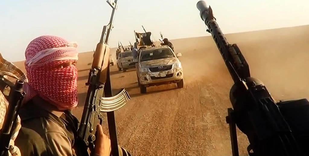 esportazione d'armi terroristi