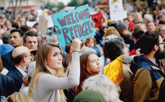 rifugiati Francia