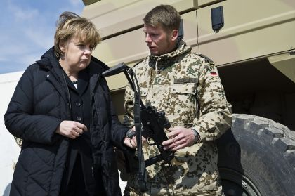 germania, daesh, isis, esercito