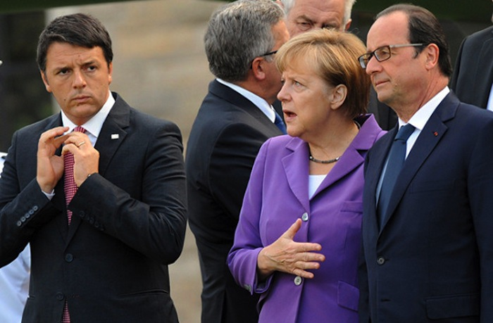 Leader Ue sanzioni Russia