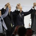 Clima, siglato a Parigi il patto per lo sviluppo sostenibile