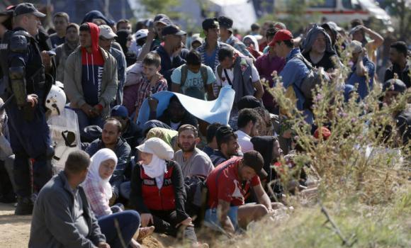 crisi rifugiati