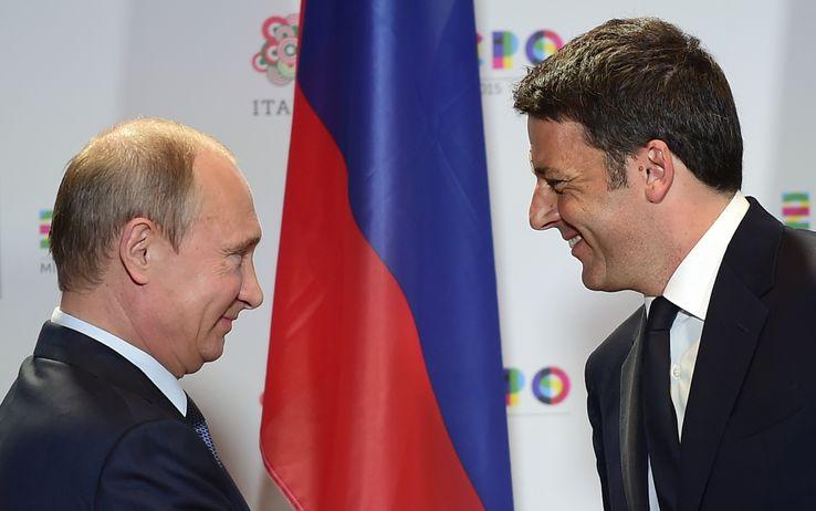 Italia Russia sanzioni