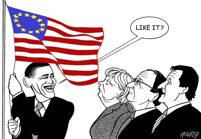 Usa, Ue