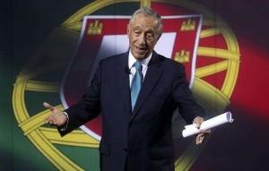 Marcelo Rebelo de Sousa Portogallo