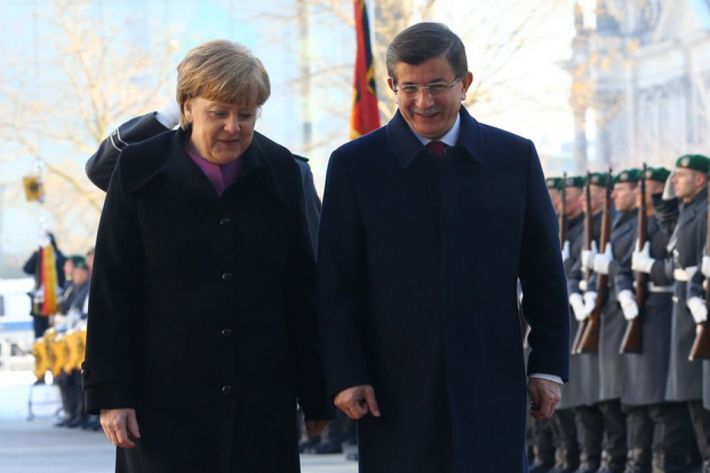 Merkel Turchia
