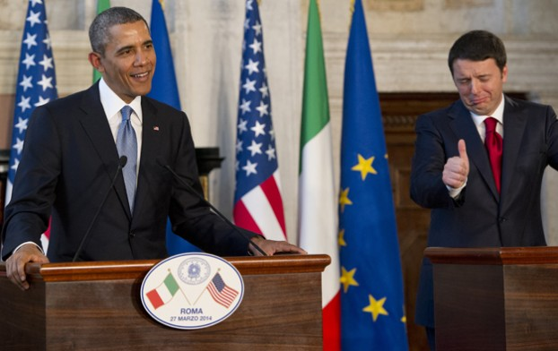 Renzi, Eu, Obama, reforms