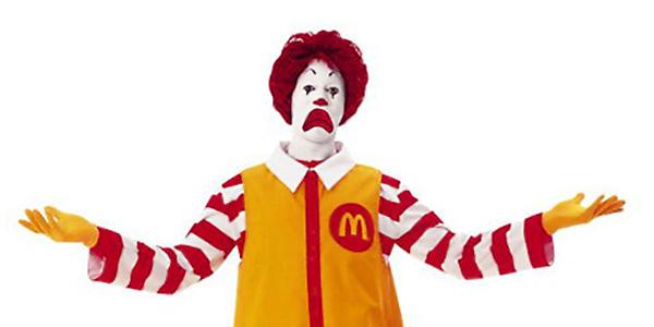 Ronald McDonald's