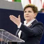 Polonia, la premier: su di noi a Bruxelles dibattito fuori luogo