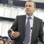 Manfred Weber - © European Union 2016 - Source : EP
