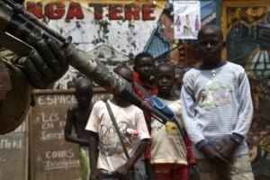 eufor, stupri, bambini, repubblica centrafricana