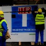 Greenpeace blocca i negoziati sul Ttip: