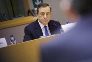 Mario Draghi, Parlamento europeo