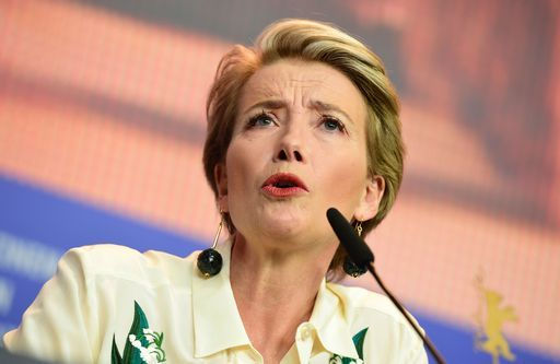 Emma Thompson, Brexit, Berlino