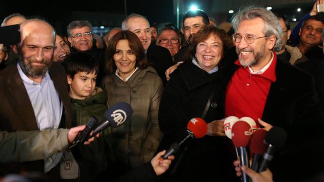 giornalisti turchia