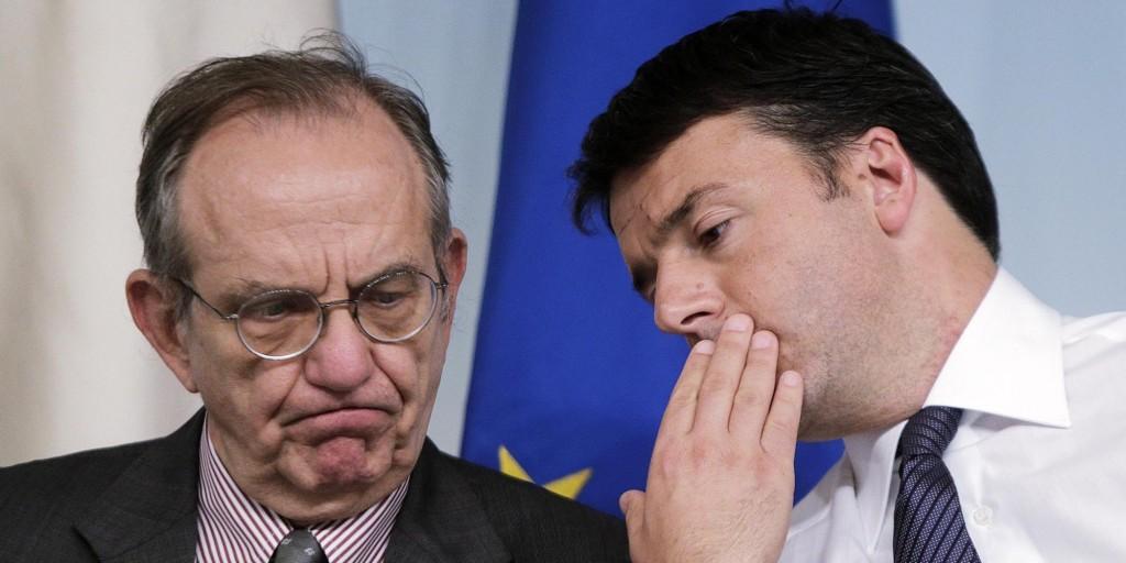 ++ Sblocca Italia: Padoan, grande leva sviluppo ++