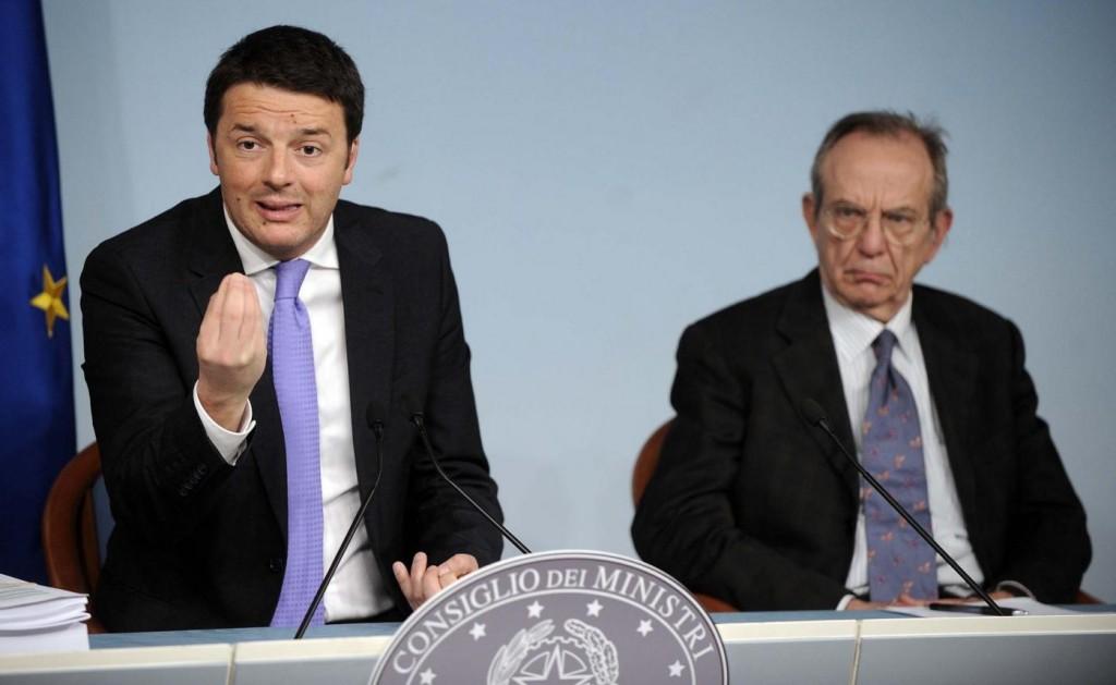 Conferenza stampa al termine del Consiglio dei Ministri