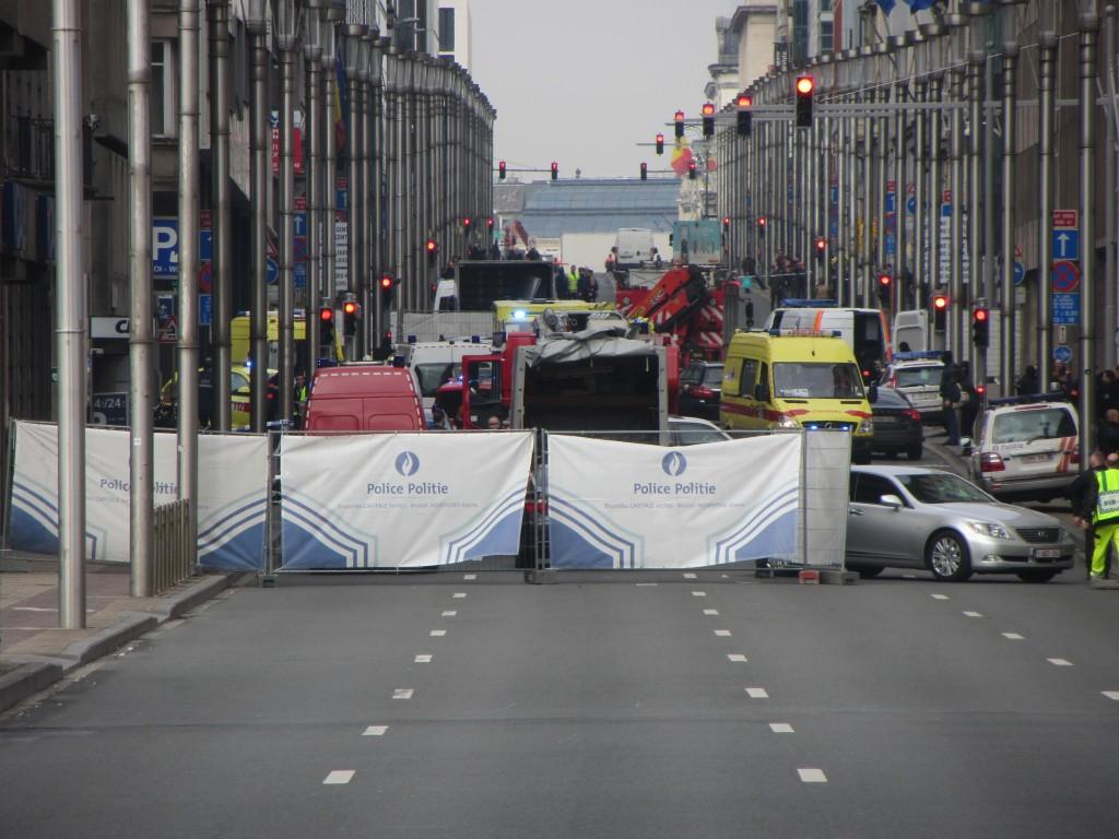 Maelbeek Bruxelles