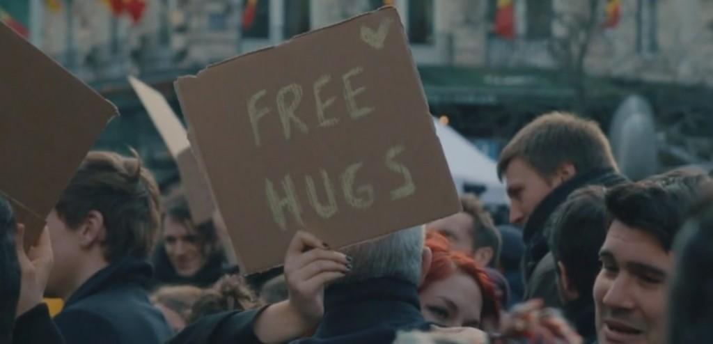 Manneken Peace Bruxelles