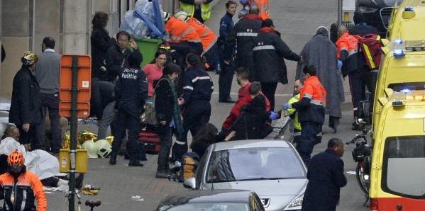 Bruxelles, attentati, terrorismo