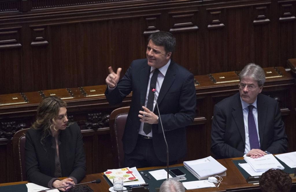 Renzi, Brexit, Euco, migrants, borders, European union