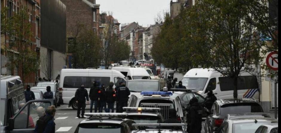 Bruxelles, sparatoria, terrorismo