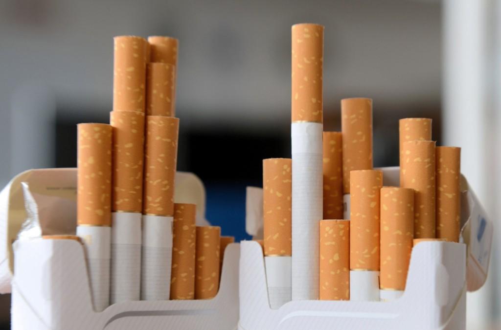 Contrabando, sigarette, Parlamento europeo