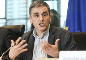 Euclid Tsakalotos - foto European Union 2016 - Source : EP