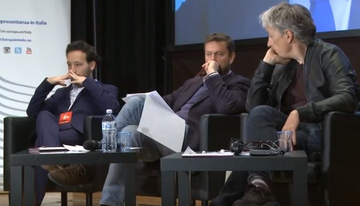 Mercato unico digitale dibattito Perugia