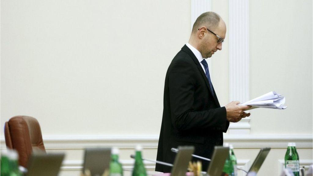 Yatseniuk Ucraina