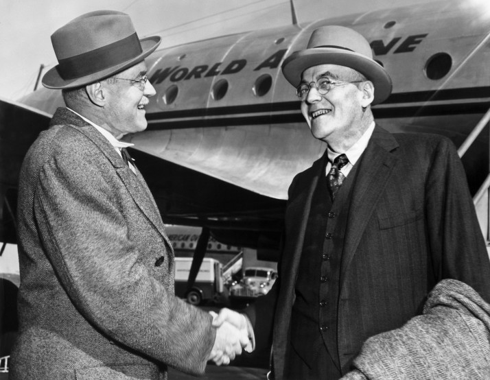 John Foster Dulles (R), Republican Party Foreign p