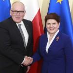 Polonia e stato di diritto, la Commissione concede più tempo: se ne discuterà la prossima settimana