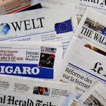 Lettera aperta dal Parlamento Europeo in aiuto al settore dell'informazione