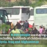 Iniziate le operazioni di sgombero dei migranti a Idomeni