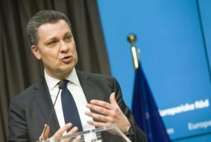 Luca Visentini - foto Consiglio Ue