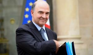 Il commissario europeo agli Affari economici Pierre Moscovici
