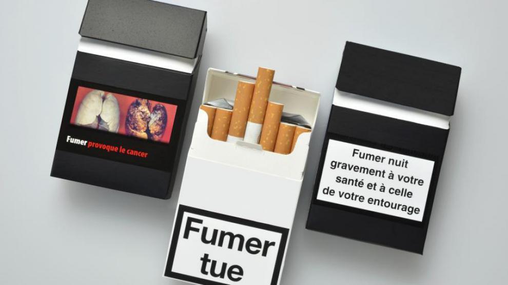 sigarette pacchetti logo marchio