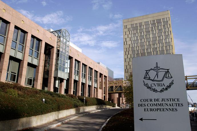 Risultati immagini per corte europea di giustizia