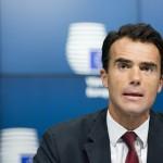 Sandro Gozi, 48 anni, sottosegretario agli affari europei nel governo Renzi