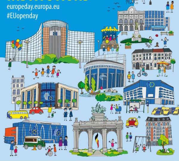 Il 28 maggio è la giornata dell'Open Day 2016 delle istituzioni europee. A Bruxelles i palazzi dell'Ue aprono le porte al pubblico