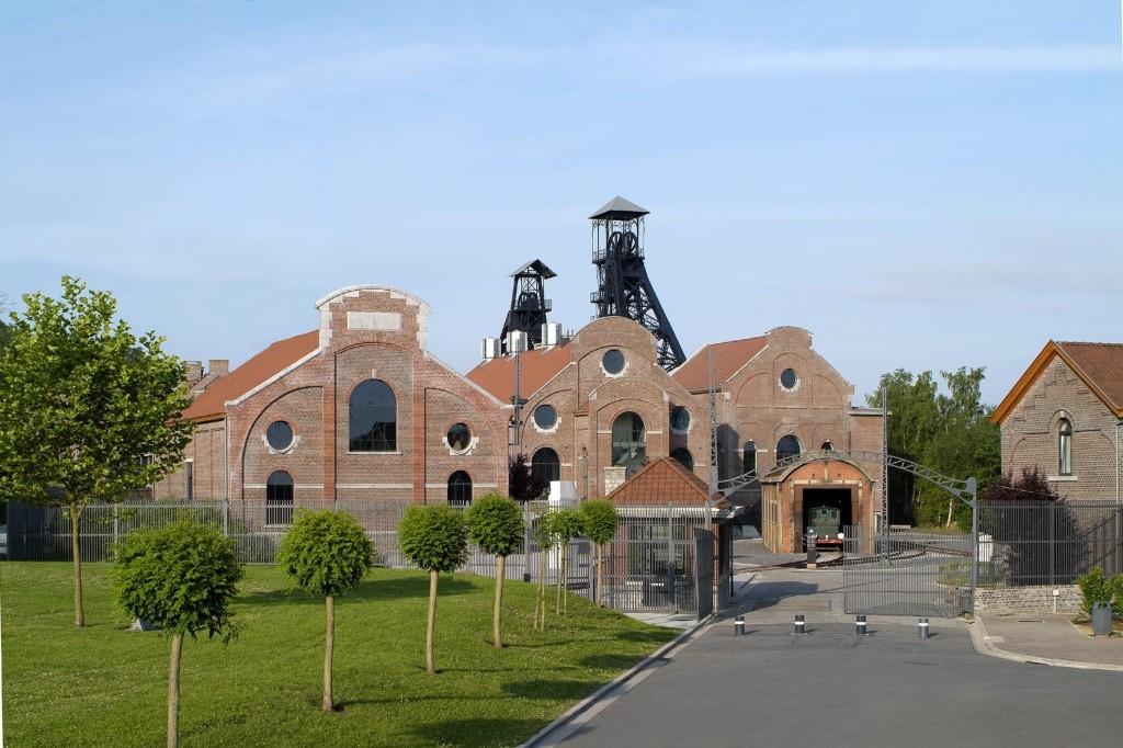 Il museo Bois du Cazier, a Charleroi
